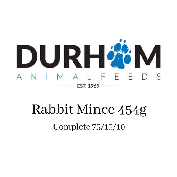 DAF - Rabbit Mince 454g