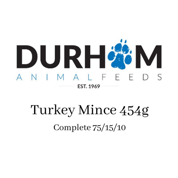 DAF - Turkey Mince 454g