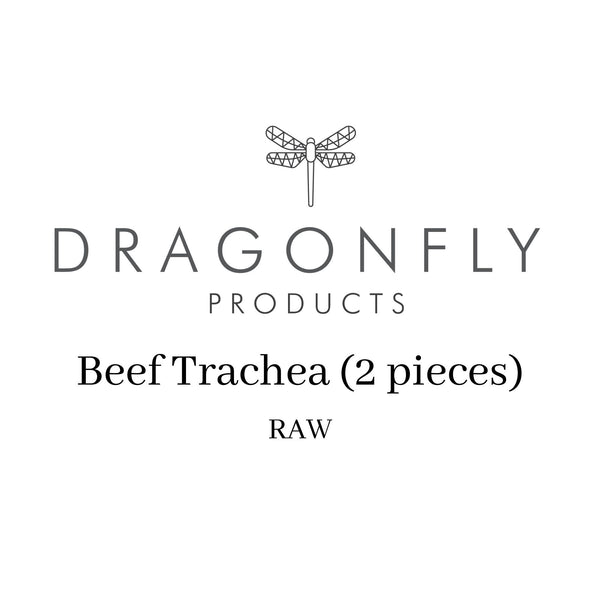Beef Trachea (2 pieces) - RAW