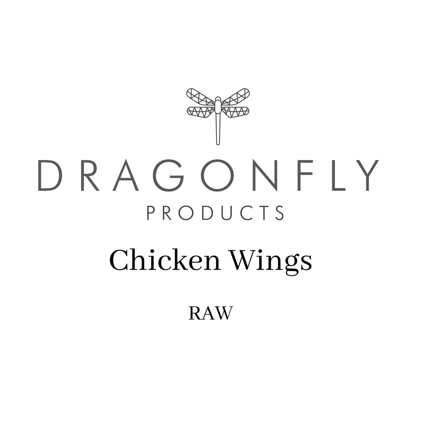Chicken Wings (1kg) - RAW