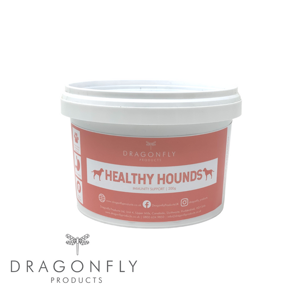 Healthy Hounds (Immunity Support) 200g
