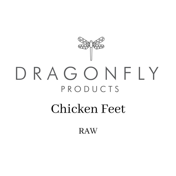 Chicken Feet (1kg) - RAW
