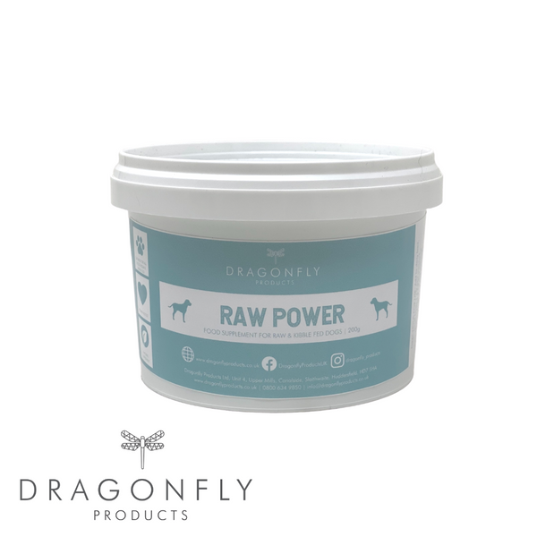 Raw Power (Feeding Supplement) 200g