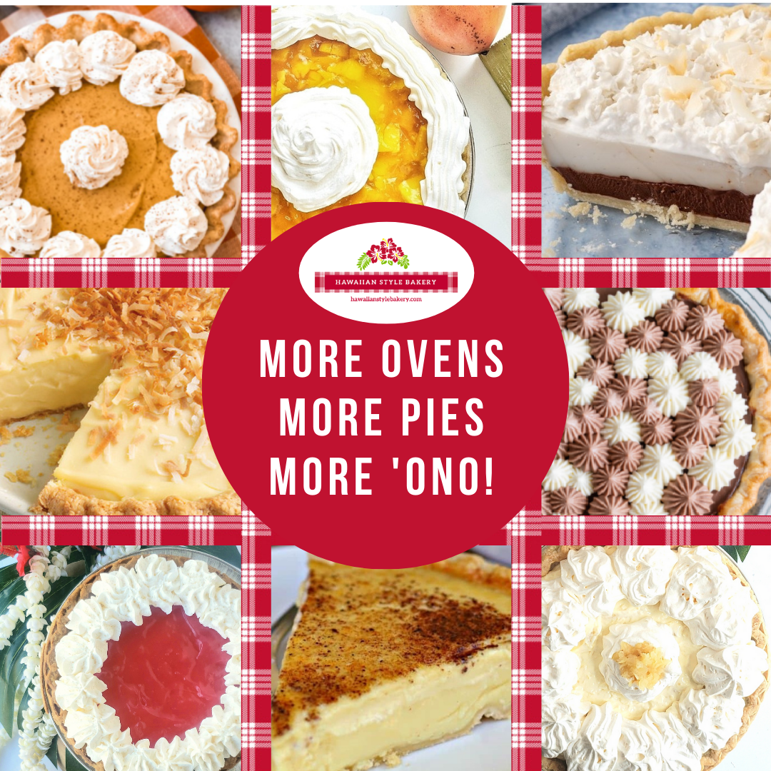 More Ovens! More Pies! More 'ONO!