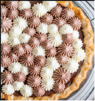 Kona Coffee Cream Pie