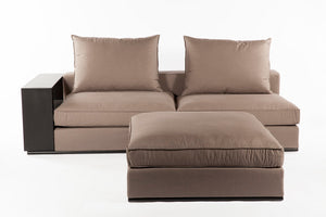 The Collegno Sectional [FQS002GREY] 2