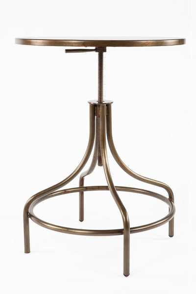 Good Form French Bistro Table [FKT001BRASS] 1