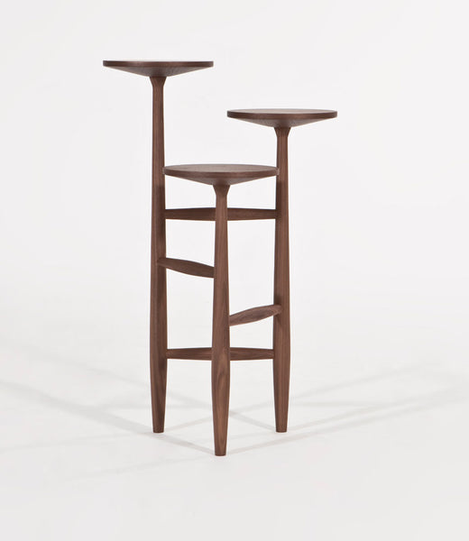 The Francine Side Table in Solid Walnut L [FET5219]