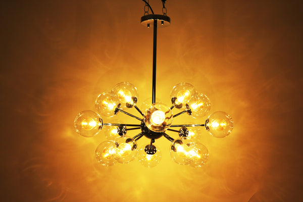 The Ystad Chandelier [LS1202S] 3