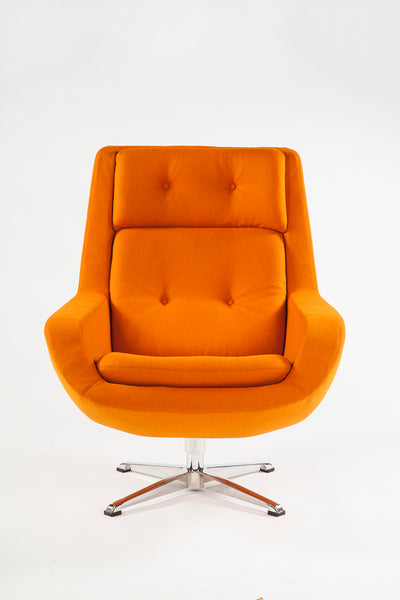 The Limburg Lounge Chair [FEC2639ORG] 3