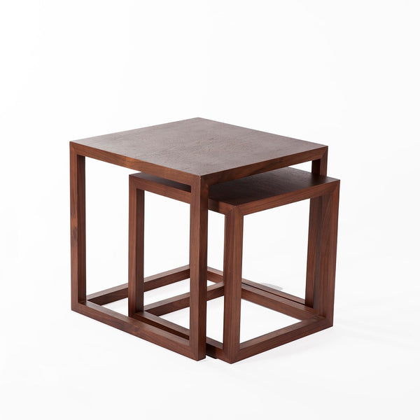 The Vaxaholm Nesting Table [FET0031WALNUT]2