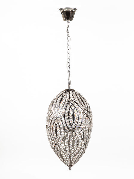 "The ""Mulan"" Crystal Pendant lamp [LU300S]"