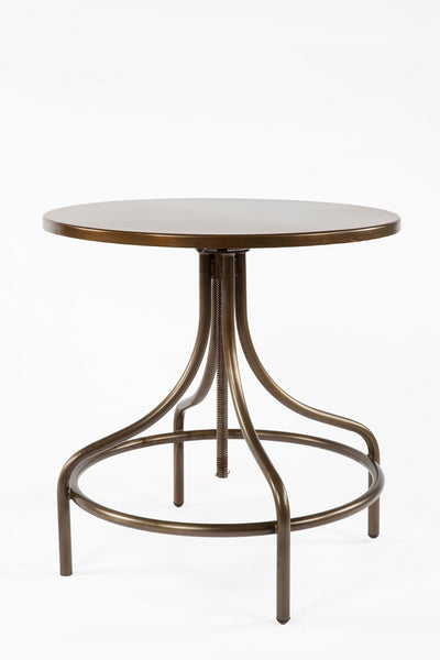 Good Form French Bistro Table [FKT001BRASS] 5