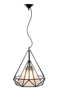 "The ""Enns"" Pendant  Lamp[LM160PBLK]"