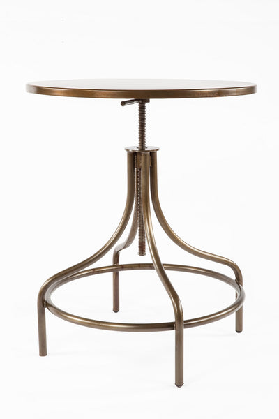 Good Form French Bistro Table [FKT001BRASS] 3