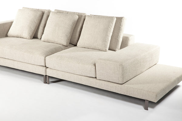 The Sectional Sofa [FQS1303BEIGE] 2