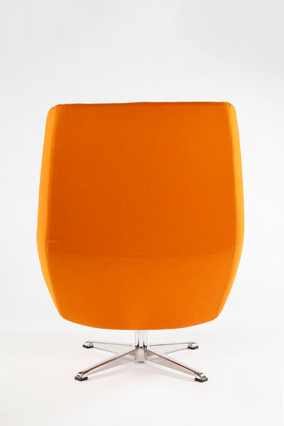 The Limburg Lounge Chair [FEC2639ORG] 5