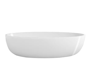 Controlbrand True Solid Surface Soaking Tub - Zen [BW9856SW] 2