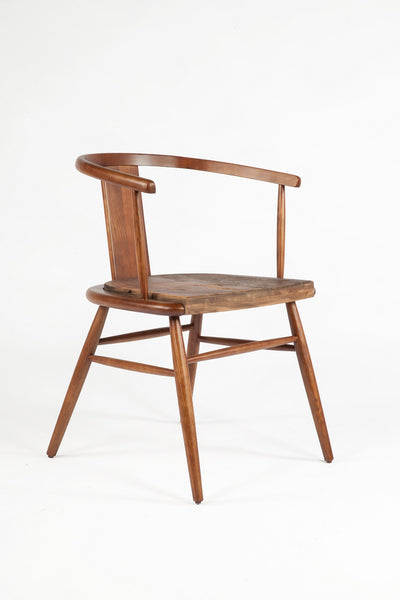 The Smith Arm Chair [FYC230WALNUT]