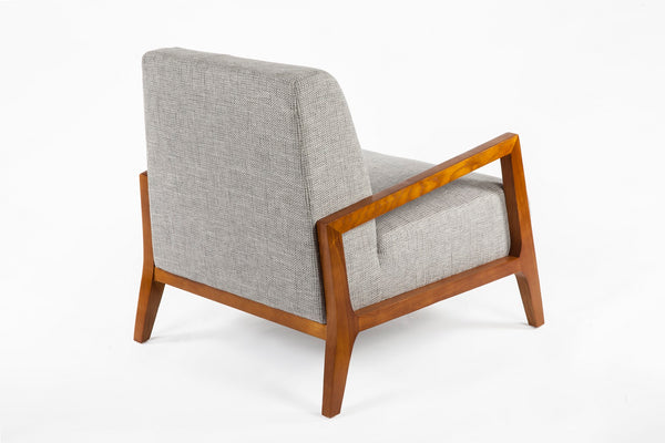 The Russell Lounge Chair [FXC103GREY] 2