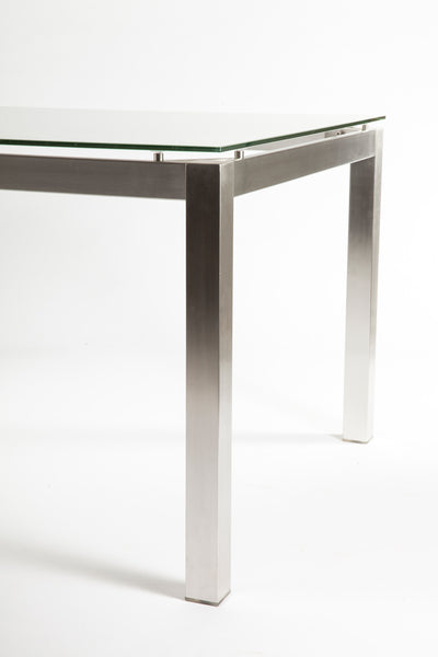The Chalcis Dining Table [FCT1027WHT] 2