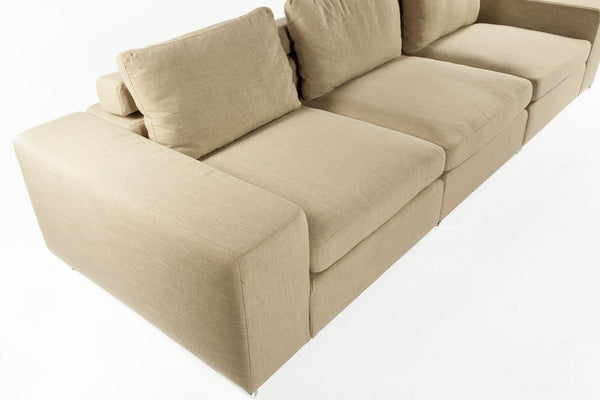 The Chioggia Sectional [FQS011GREY] 3