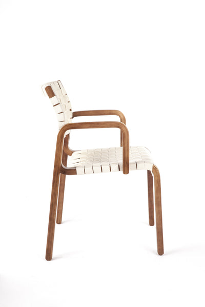 Orebro Arm Chair [FEC1619WHT] 4