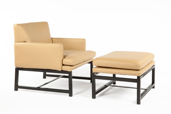 The Kuopio Lounge Chair [FQC0154OLV] 3