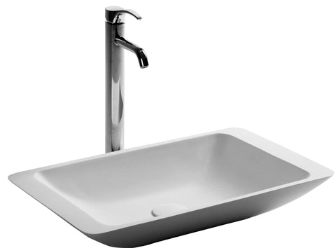 The Breuer True Solid Surface Sink Vessel