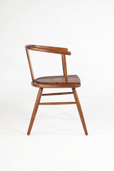 The Smith Arm Chair [FYC230WALNUT] 3