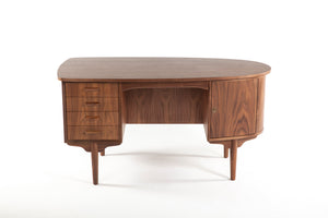 The Thatcher Desk [FET2539WALNUT]  2