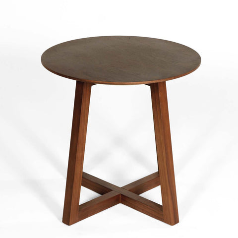 Vaxjo Side Table [FET8116WALNUT] 4