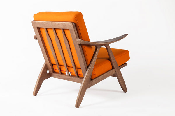 The Hattern Lounge Chair [FEC6339ORG] 3