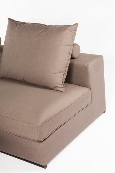 The Collegno Sectional [FQS002GREY] 4