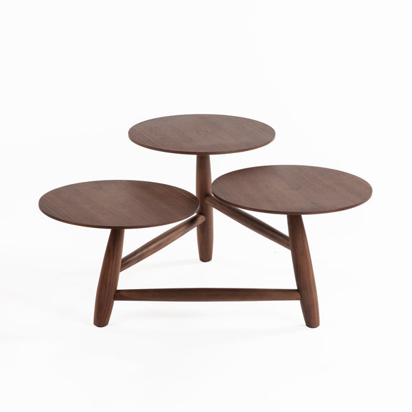 The Francine Coffee Table in Solid Walnut [FET5219C]