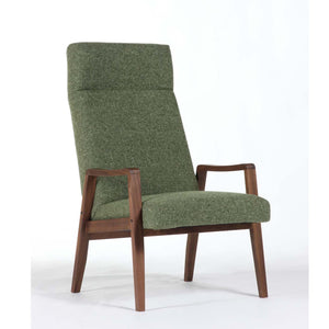 "The ""Flying"" Lounge Chair [FEC9639TWGRN] 3"