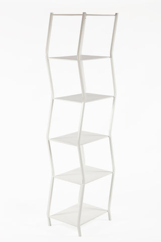 The Wiggle Book Shelf [FT6022WHT]