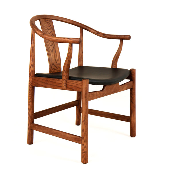 The Ming Chair [FEC6929WALNUT]