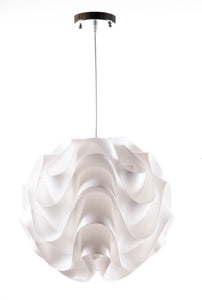 "The Wave pendant lamp 21"" [LSA03S3] 1"
