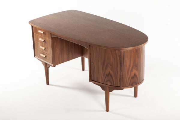 The Thatcher Desk [FET2539WALNUT]  6