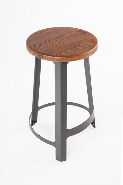 The Vrange Stool [FOC89365WALNUT] 3