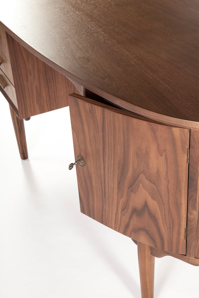 The Thatcher Desk [FET2539WALNUT]  7