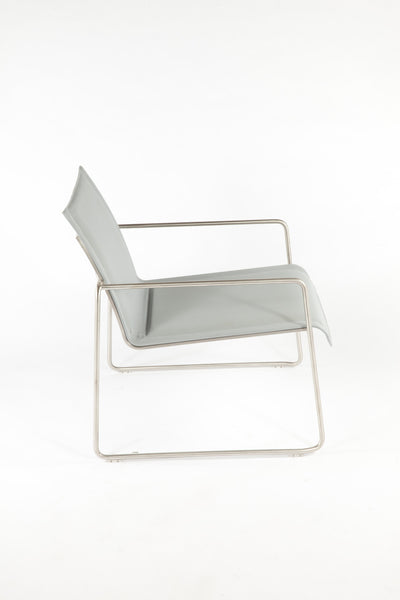 The Dynamic Lounge Chair [FCC0710SILVER] 2