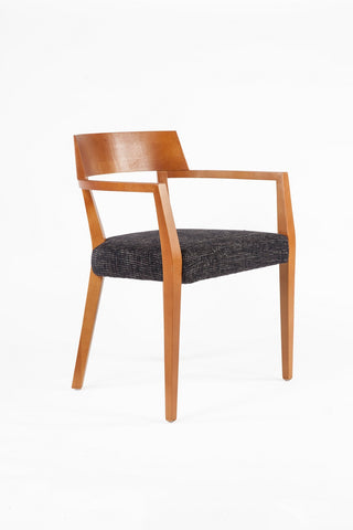 The Sittard Arm Chair [FXC587BLK] 3