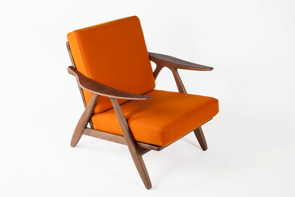 The Hattern Lounge Chair [FEC6339ORG] 4