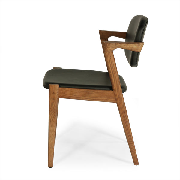 The Levanger Arm Chair [FEC7629LBLK] 3