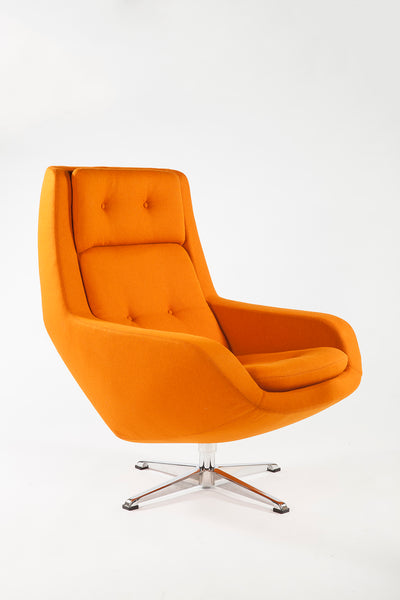 The Limburg Lounge Chair [FEC2639ORG] 2