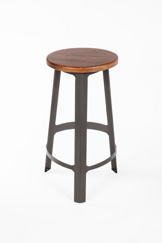 The Vrange Stool [FOC89375WALNUT]