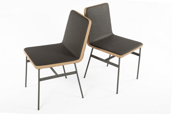 The Porter Dining Chair [FSC002DGREY]