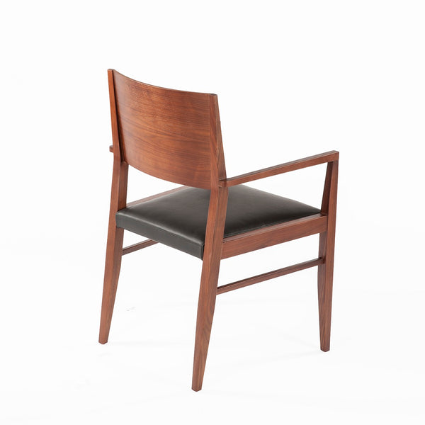 Larvik Arm Chair [FEC8022BLK]